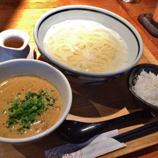 黄金カレーつけ麺 大盛(武膳 神田小川町店 (ぶぜん))