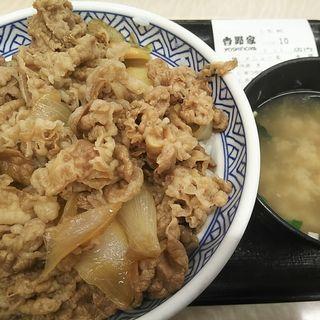 牛丼(大盛)(吉野家 西葛西駅1番街店 )