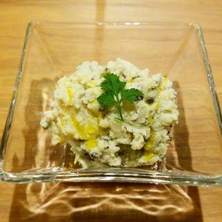 赤ワインに合うポテトサラダ(グランスール)