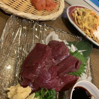 明太子盛り合わせ(九州 熱中屋 新橋 LIVE (ネッチュウヤシンバシライブ))