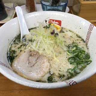 塩ラーメン(らーめん 弥七 (らーめん やしち))