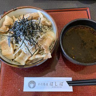 辛み蕎麦(手打蕎麦 はしば (テウチソバハシバ))