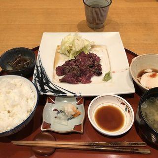 さがりの炙り定食(ひろ庵  )