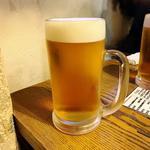 男前生ビール