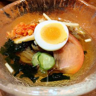冷麺(焼肉苑 中目黒店)