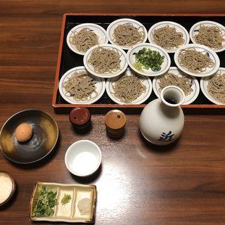 皿蕎麦(近又 )
