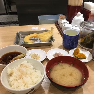 天ぷら定食(天ぷらのひらお 本店 )
