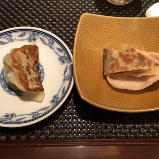 餃子、北京ダック
