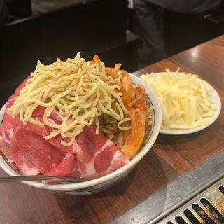 特製 近どうもんじゃ(もんじゃ近どう 本店 (もんじゃ・こんどう))