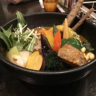 スペシャルカレー(Rojiura Curry SAMURAI. 神楽坂店 (Rojiura Curry SAMURAI.))