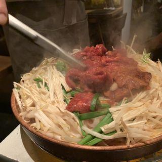プルコギ客膳(KOREAN 水刺間)