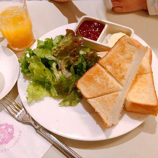 モーニングセット(トースト)(カフェーパウリスタ )