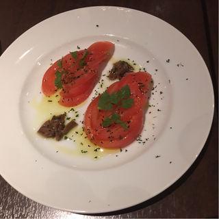 トマトアンチョビ(イタリア酒房 ときわ)