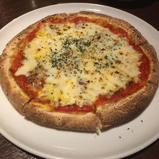 アンチョビとオレガノpizza(イタリア酒房 ときわ)