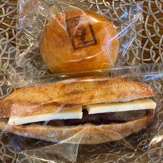 あんバター(Bakery&Café 野坐)