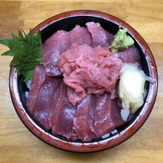 まぐろ丼(悠久 (地魚・海鮮・寿司 悠久))