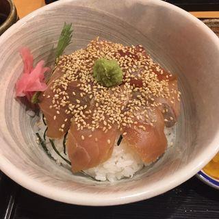 本日のサービス定食(田うち )