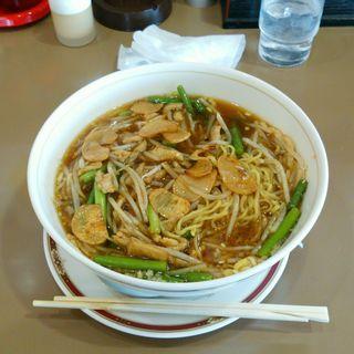 ニンニク湯麺(ぼん天 東村山店 )
