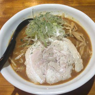カレーラーメン(らーめん 蓮 蒲田店)