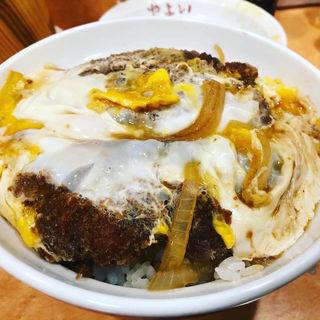上カツ丼(中華・洋食 やよい )