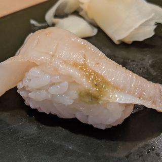 本ミル貝(鮨 波づき)