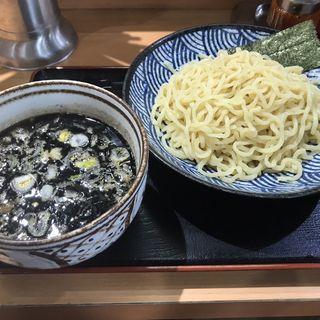 黒つけ麺(麺や 虎ノ道)