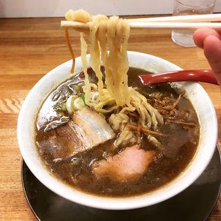 喜多方らーめん(煮干)