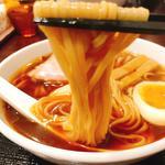 丸鶏醤油らぁ麺