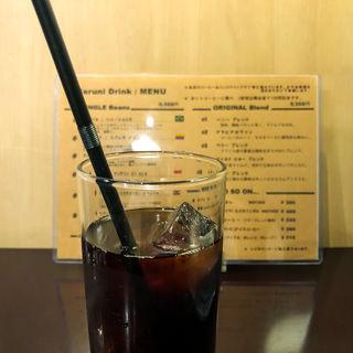 アイスコーヒー(マルニコーヒー (MARUNI COFFEE))