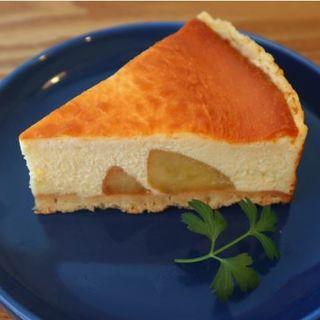 チーズケーキ(玄三庵 淀屋橋odona店)
