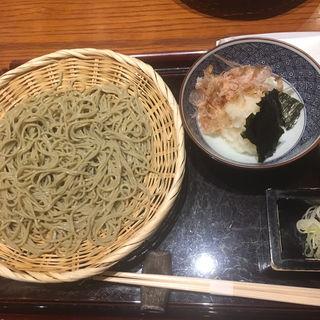 せいろ 辛味大根おろし(沙伽羅 (さがら))