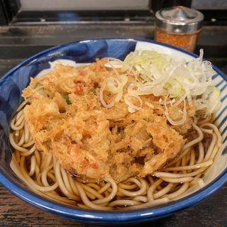 天ぷらそば(つるや )