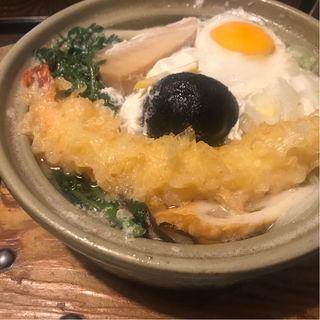 鍋焼きうどん(三国一 東口店 (さんごくいち))