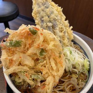 天・天そば(蕎麦一心たすけ 八重洲店)