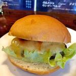 チーズバーガー(ほそやのサンド )