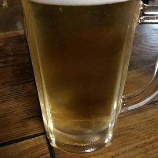 生ビール(炉ばた)