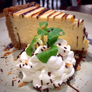 ニューヨーク チーズケーキ(ハードロックカフェ 上野駅 (Hard Rock CAFE))