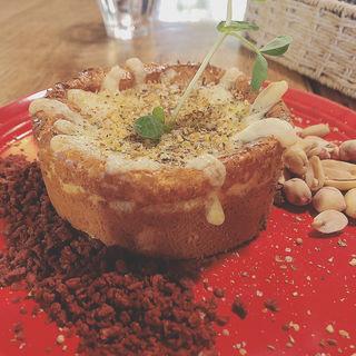 チーズケーキ(cafe12 (カフェトゥエルブ))