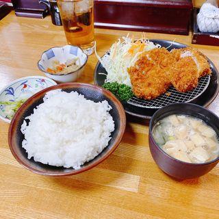 ロース・ヒレ定食