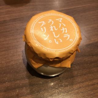 白プリン(うれしいプリン屋さん マハカラ )