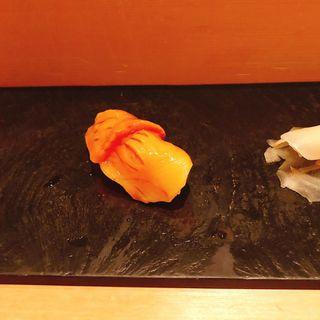 赤貝の握り(寿し処くに (すしところくに))