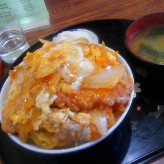 カツ丼(吉兵衛 (ヨシベエ))