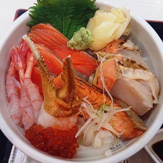 北海丼(二代目ぐるめ亭 ラゾーナ川崎店)