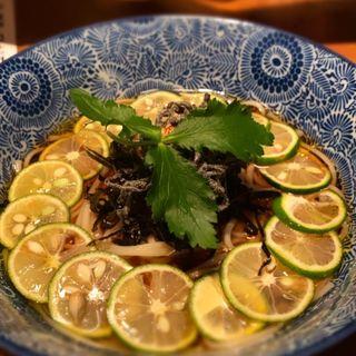 COCON 半田素麺ランチメニュー