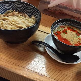 担担つけ麺(極麺 青二犀 (ゴクメン アオニサイ))