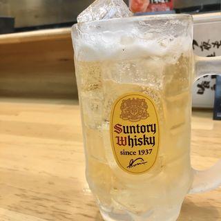角ハイボール(串鳥 三番街店)