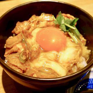 究極の親子丼(ミニ)(野乃鳥なんば堂)