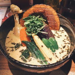 チキン野菜カリー(イエロー)