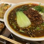 黒ごま担担麺