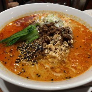 担々麺(SHIBIRE-NOODLES 蝋燭屋)